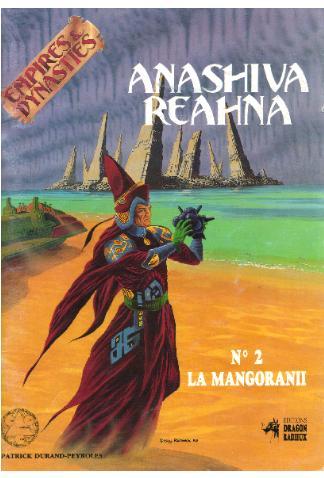 Couverture Anashiva Reahna 3